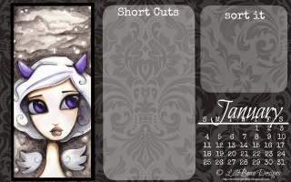 FREE desktop calendar from LilliBean Designs http://eepurl.com/oez61 for more © LilliBean Designs