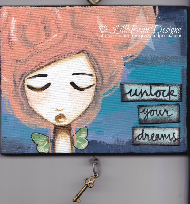 """UNLOCK YOUR DREAMS""  Available for sale here"