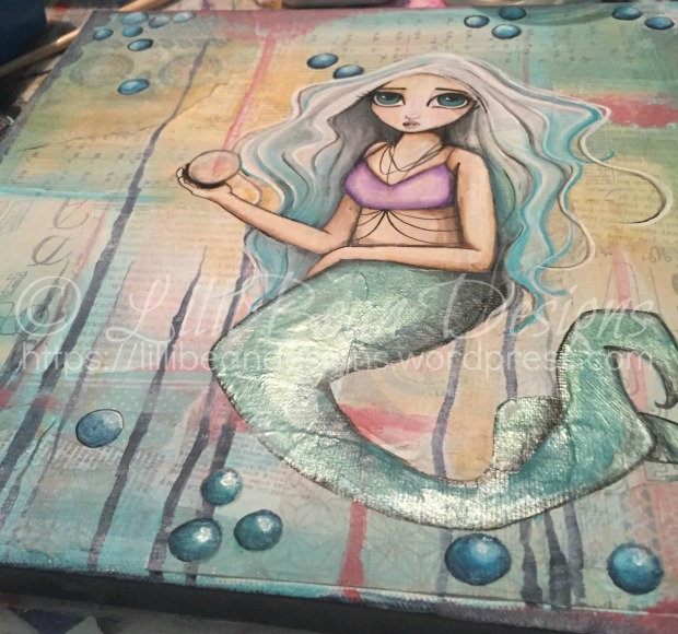 mermaid vii