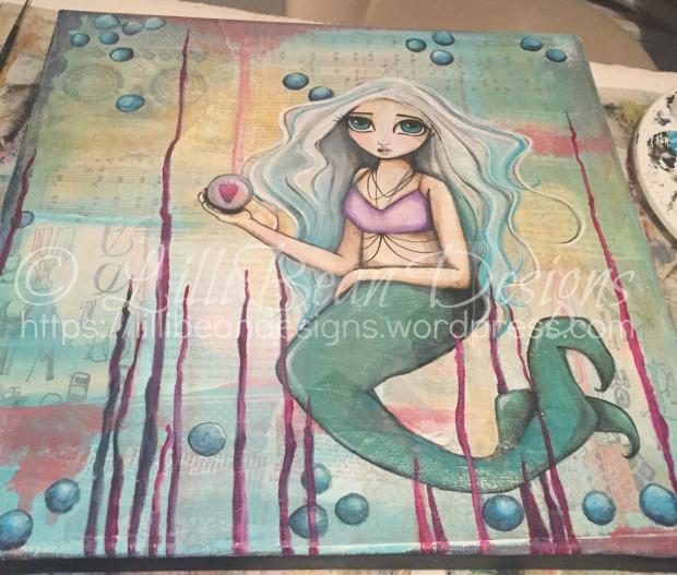 mermaid viii