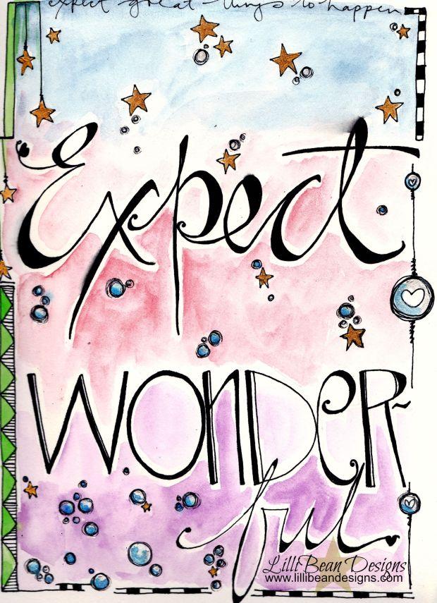 Expect Wonderful [wm]