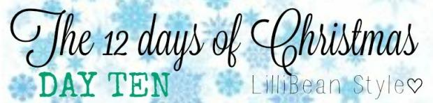 12 days of Christmas - 10
