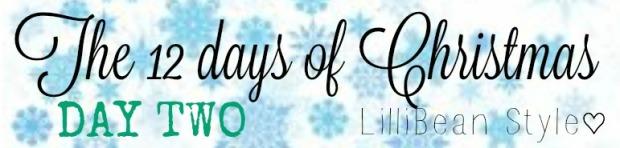12 days of Christmas - 2