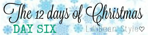 12 days of Christmas - 6